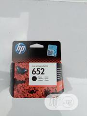 Geniune HP Black Inkjet 652 | Accessories & Supplies for Electronics for sale in Lagos State, Yaba