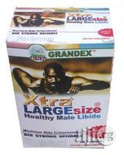 Grandex Natural Super Penis Enlargement Drug - 180 Tabs | Sexual Wellness for sale in Lagos State