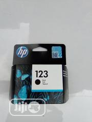 Quality HP Black Inkjet Catridge 123 | Accessories & Supplies for Electronics for sale in Lagos State, Yaba