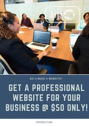 Professional Website for Your Business | Computer & IT Services for sale in Lagos State, Ikeja
