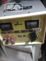 Battery Charger 50ah | Vehicle Parts & Accessories for sale in Lagos State, Ojo