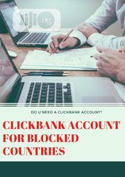 Clickbank Account For Sale | Computer & IT Services for sale in Lagos State, Ikeja