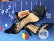 Classy Studded Stiletto Black Shoes | Shoes for sale in Lagos State, Lagos Island