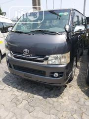 Foreign Used Toyota Hiace 2007 Gray   Buses & Microbuses for sale in Lagos State, Ajah
