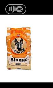 Binggo Dog Food Puppy Adult Dogs Cruchy Dry Food Top Quality.. | Pet's Accessories for sale in Lagos State, Amuwo-Odofin