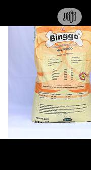 Binggo Dog Food Puppy Adult Dogs Cruchy Dry Food Top Quality.. | Pet's Accessories for sale in Lagos State, Apapa