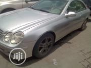 Mercedes-Benz CLK 2007 320 CDI Avantgarde Silver | Cars for sale in Lagos State, Ajah