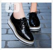 Ladies Patent Leather Sneakers - Black | Shoes for sale in Abuja (FCT) State, Central Business District