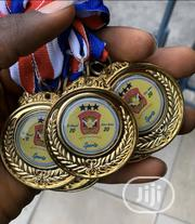 Sport Medal With Printing | Arts & Crafts for sale in Lagos State, Ojodu