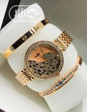 Cartier Female Rose Gold Wristwatch Bracelet | Jewelry for sale in Lagos State, Surulere