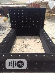 Brand New Fully Padded Bed Frame | Furniture for sale in Abuja (FCT) State, Dutse-Alhaji