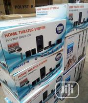 Polystar Home Theatre Set | Audio & Music Equipment for sale in Lagos State, Ojo