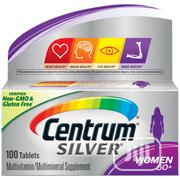 Centrum Silver Women's 50 Plus Multivitamin | Vitamins & Supplements for sale in Lagos State, Gbagada