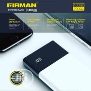 Original Firman Premium Power Bank With Advance Led Digital Screen | Accessories for Mobile Phones & Tablets for sale in Lagos State, Surulere