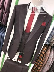 3piece Strip Turkey Men's Suits | Clothing for sale in Lagos State, Lagos Island