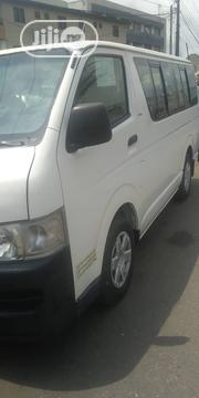 Tokunbo Toyota Hiace Hummer Bus 2006 | Buses & Microbuses for sale in Lagos State, Apapa