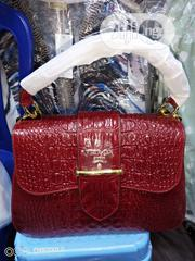 Original Italian Pure Leather Bags by Prada.   Bags for sale in Lagos State, Surulere