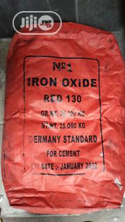 Iron Oxide Red Pigment 25kg   Manufacturing Materials & Tools for sale in Lagos State, Orile