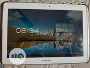 Samsung Galaxy Tab 2 10.1 P5110 16 GB White   Tablets for sale in Lagos State, Amuwo-Odofin