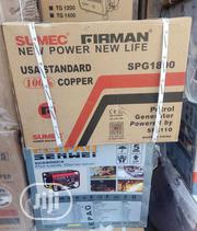 Excellent Sumec Spg 1800 Gen Set | Electrical Equipment for sale in Lagos State, Ojo
