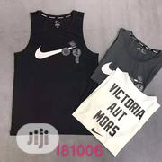 Quality Sleeveless Tops Available at Favour Sports Planet | Clothing for sale in Rivers State, Port-Harcourt