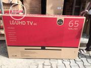 LG 65inches Smart 4K TV   TV & DVD Equipment for sale in Lagos State, Lekki Phase 2