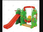 3 In 1 (Slide, Swing And Basket Ball) Play Ground Equipment | Toys for sale in Lagos State, Lagos Island