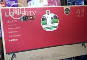 43inches LG Led | TV & DVD Equipment for sale in Lagos State, Ojo