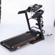 Imported 2hp Treadmill With Massager | Sports Equipment for sale in Lagos State, Lekki Phase 2