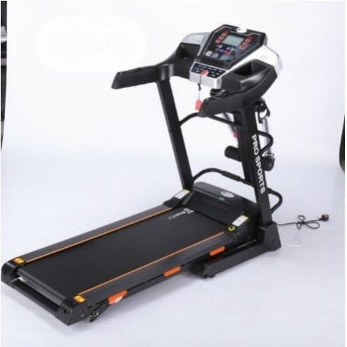 Imported 2hp Treadmill With Massager