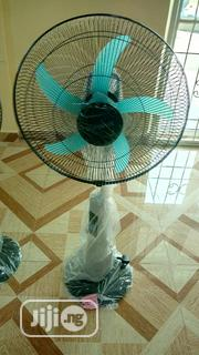 """Duravolt 18"""" Rechargeable Fan 