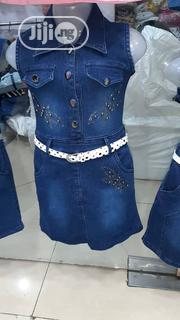 Jeans Gowns For Your Baby Girl | Children's Clothing for sale in Anambra State, Onitsha