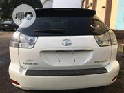 Lexus RX 2008 350 White   Cars for sale in Lagos State, Ikeja