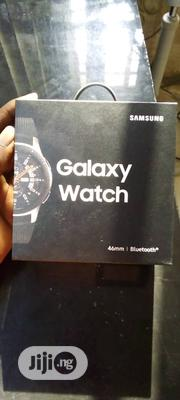 Samsung Galaxy Watch Bluetooth 46mm | Smart Watches & Trackers for sale in Lagos State, Ikeja