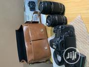 Canon Eos 60d With Lenses   Photo & Video Cameras for sale in Lagos State