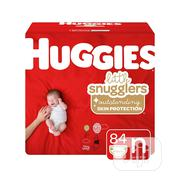 Huggies Little Snuggler Newborn (84ct) | Baby & Child Care for sale in Lagos State, Ikeja