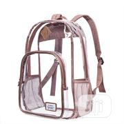 Transparent Backpack | Bags for sale in Lagos State, Agege