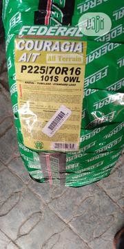 225/70/16 Federal Tyre For Your Suv | Vehicle Parts & Accessories for sale in Lagos State, Mushin