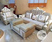 High Qualy Fabric Sofa With Center Table | Furniture for sale in Lagos State, Ajah