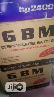Gbm 100ah Inverter Battery | Electrical Equipment for sale in Lagos State, Ojo