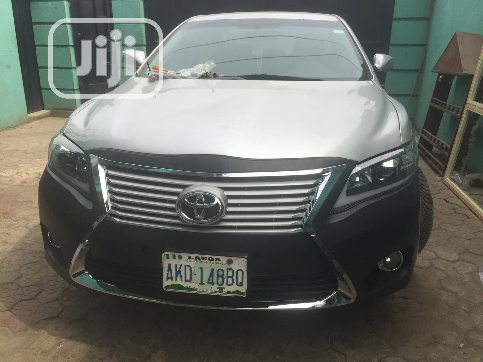 Upgrade Your Camry 2008 To 2010 Lexus Face | Automotive Services for sale in Mushin, Lagos State, Nigeria