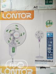16 Inches Solar Rechargeable Fan | Solar Energy for sale in Lagos State, Ojo