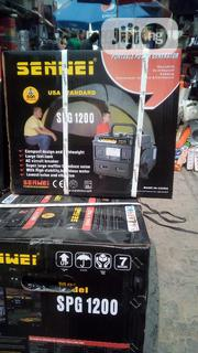 Senweispg1200 Manual Start Generator | Electrical Equipment for sale in Lagos State, Ojo