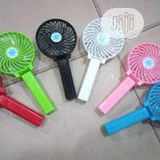 Rechargable Mini Hand Fan | Home Accessories for sale in Lagos State, Ikeja