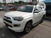 Toyota 4-Runner 2019 Limited 4x4 White   Cars for sale in Lagos State, Lekki Phase 2