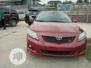 Toyota Corolla 2010 Red | Cars for sale in Rivers State, Port-Harcourt