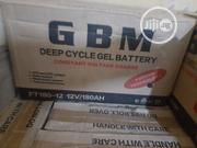 180watts 12volts GBM Battery Available | Electrical Equipment for sale in Lagos State, Ojo