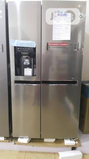 LG Side By Side Refrigerator | Kitchen Appliances for sale in Abuja (FCT) State, Wuse