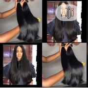 30 Inches Hair With Full Frontal Pure Human Hair   Hair Beauty for sale in Lagos State, Oshodi-Isolo