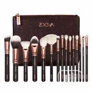 Zoeva Rose Golden 15-piece Brush Set + Clutch Purse | Makeup for sale in Lagos State, Ojo